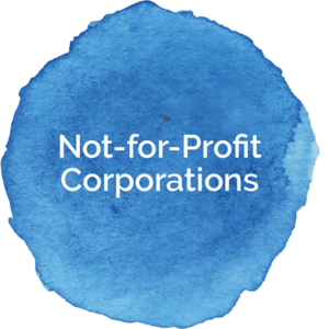 Not-for-Profit Corporations